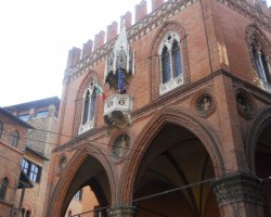 Most Beautiful Universities, Bologna, Italy, University of Bologna entrance
