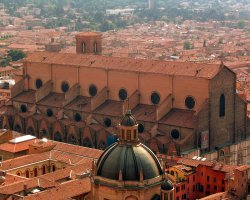 Most Beautiful Universities, Bologna, Italy, University of Bologna panorama