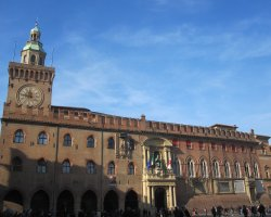 Most Beautiful Universities, Bologna, Italy, University of Bologna side view