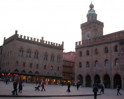 Most Beautiful Universities, Bologna, Italy, University of Bologna front square