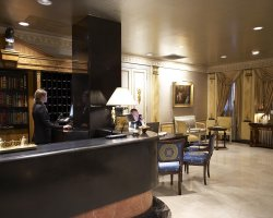 World Best Hotels, New York City, The Lowell Hotel bar