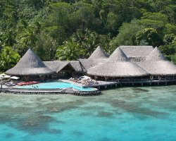 World Best Hotels, Hawaii, Sofitel Bora Bora Marara Beach private island