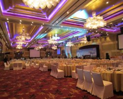 World Largest Hotels, First World Hotel, Malaysia, Asia, Ballroom