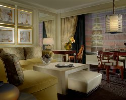 World Largest Hotels, Palazzo Megacenter, Las Vegas, Nevada, USA, Guestroom