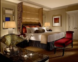 World Largest Hotels, Palazzo Megacenter, Las Vegas, Nevada, USA, Palatial Suite