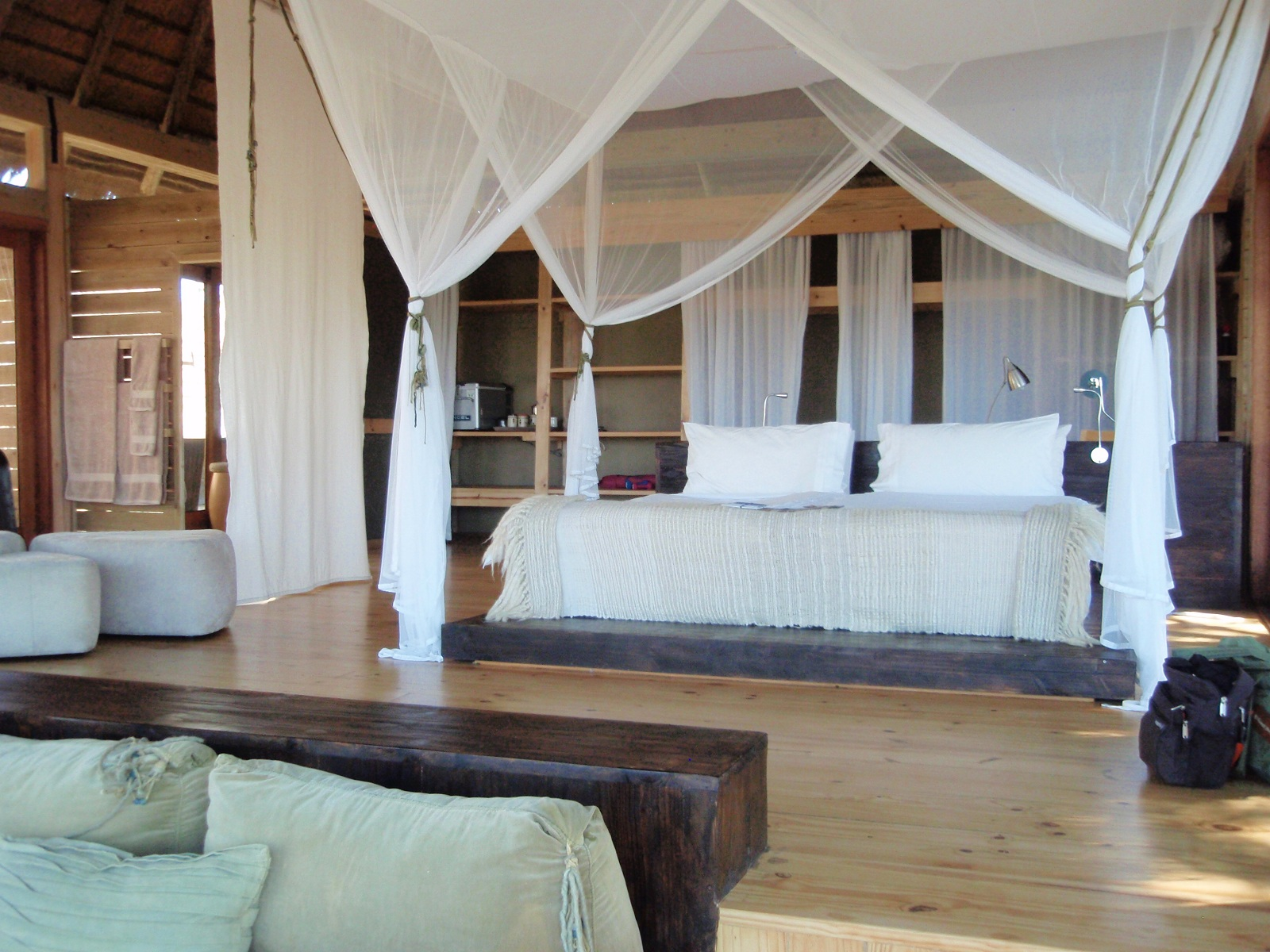 World Best Hotels, Botswana, Africa, Vumbura Plains suite