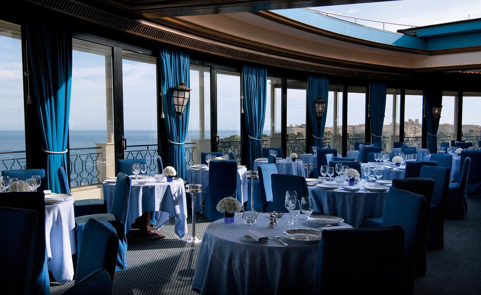 Best Hotels Monte Carlo Monaco Hotel De Paris Le Grill Restaurant