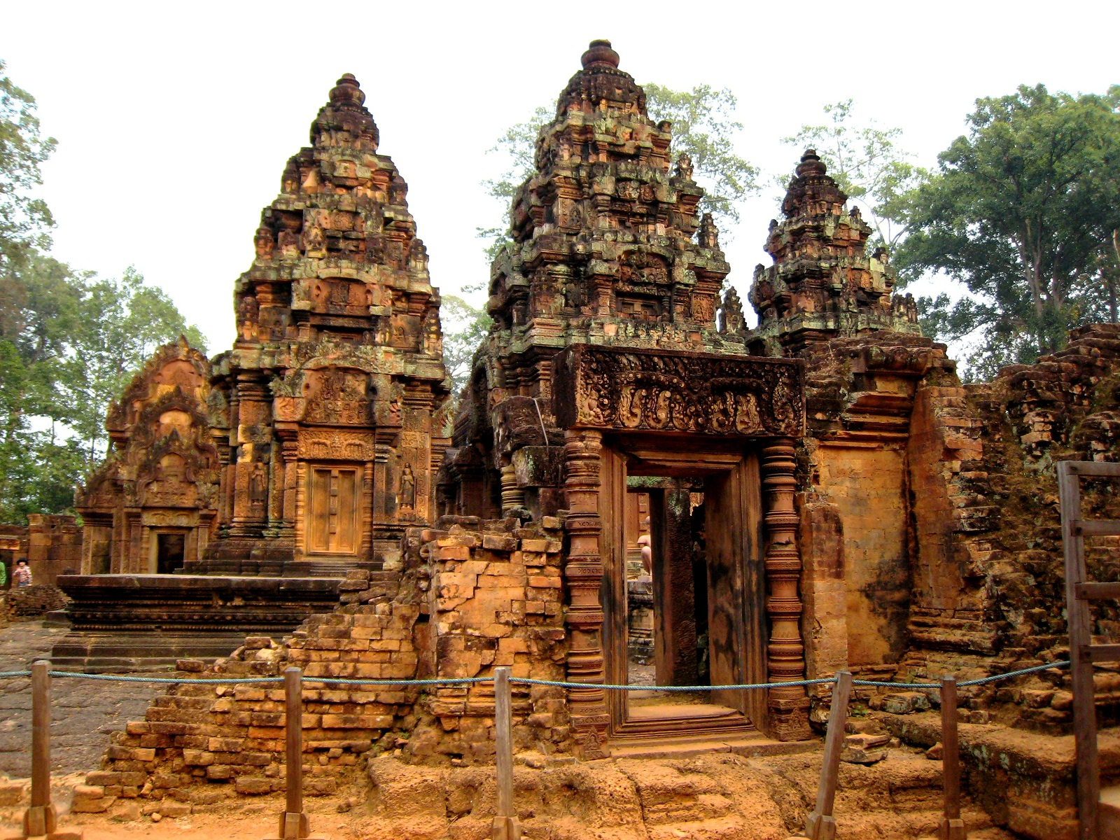 Banteay Srei, Angkor, Cambodia, Overview