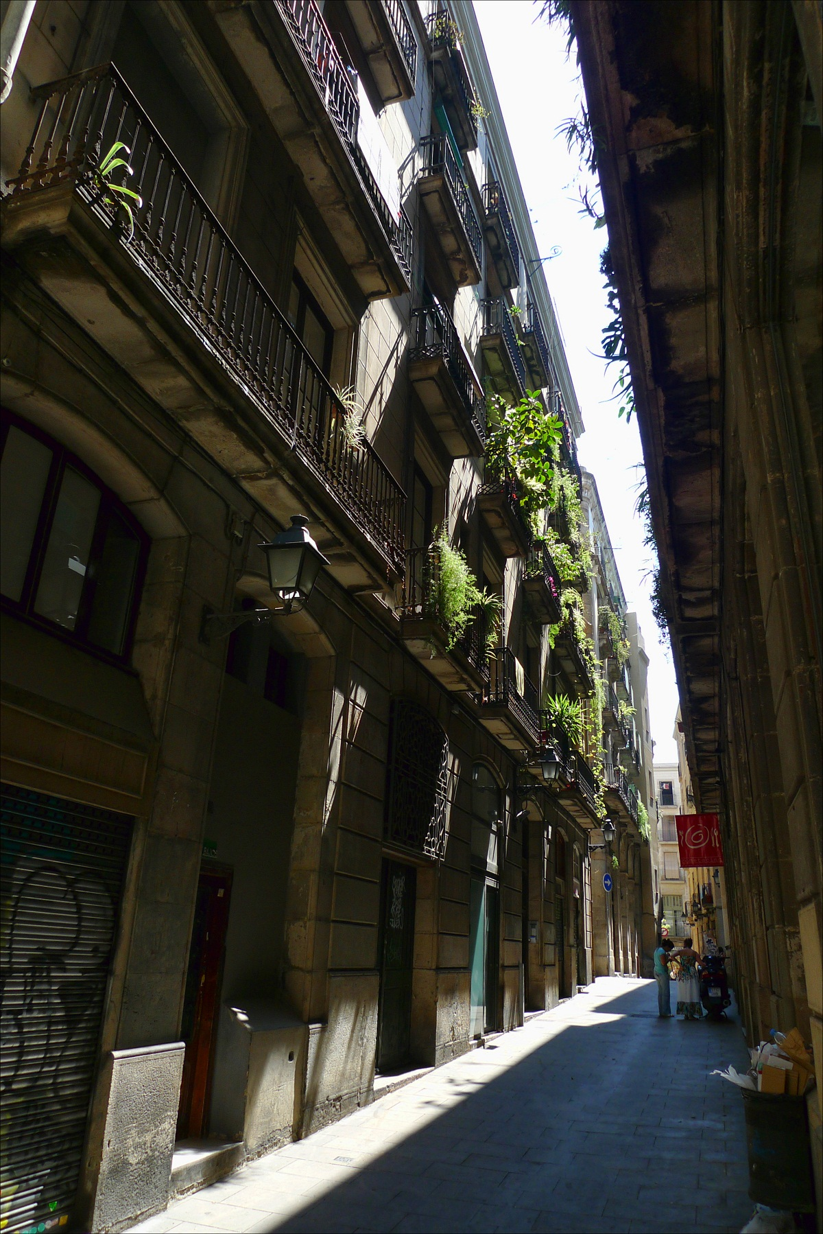 Barcelona Architecture, Spain, Streets 09