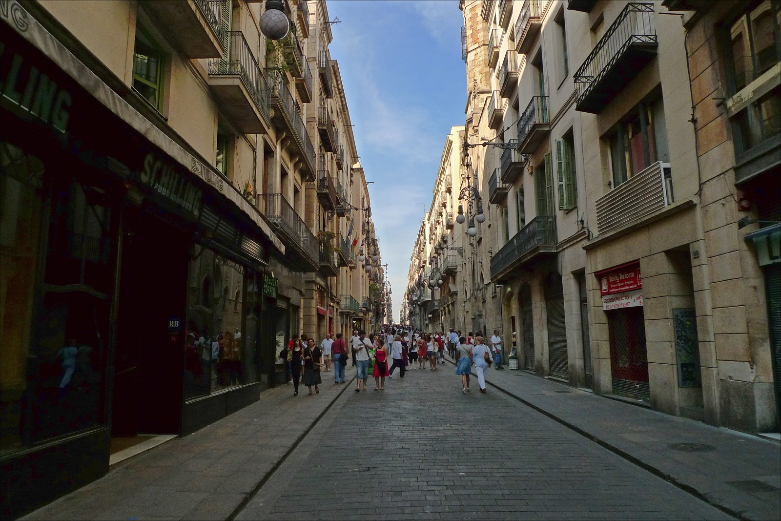 Barcelona Architecture, Spain, Streets 06