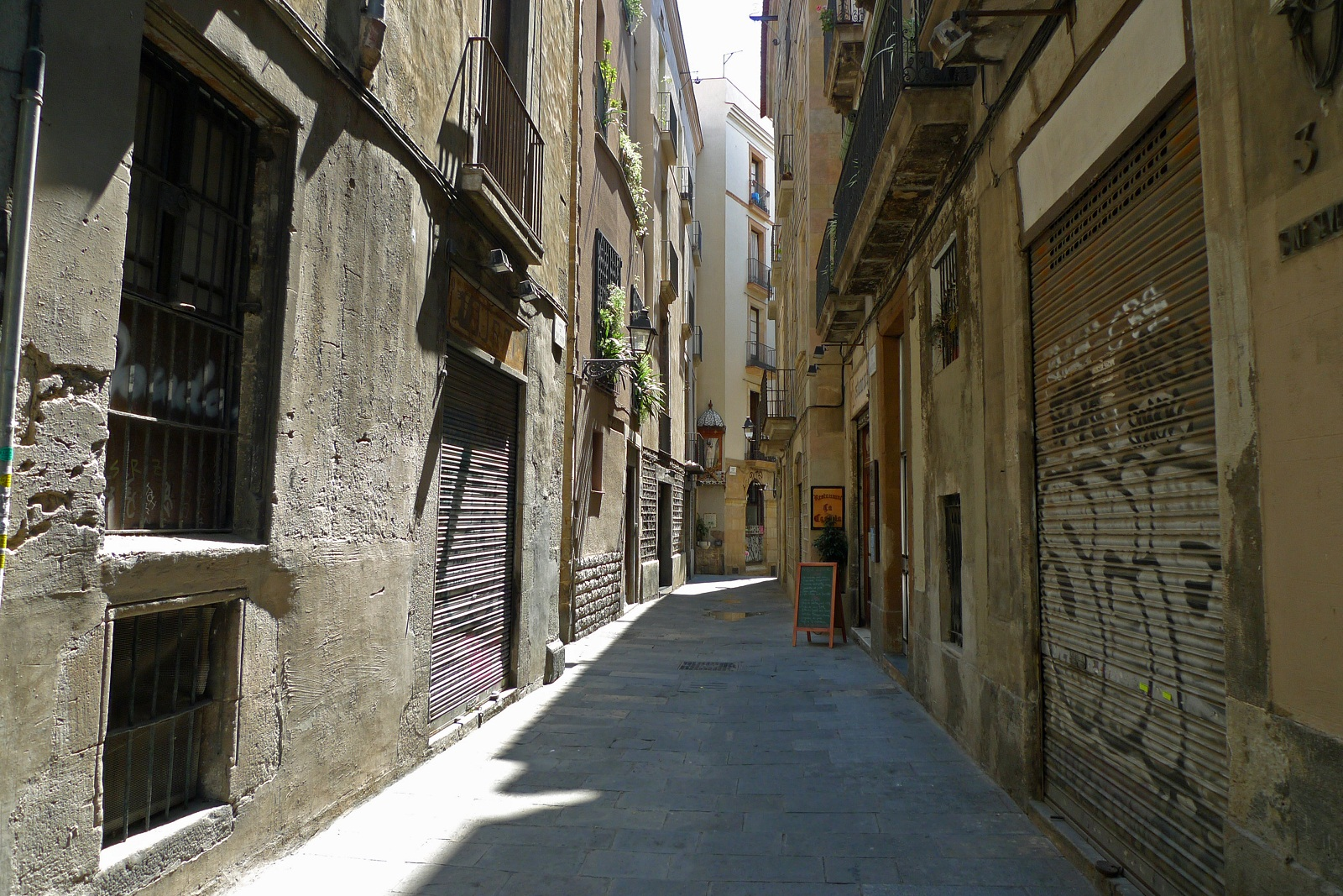 Barcelona Architecture, Spain, Streets 08