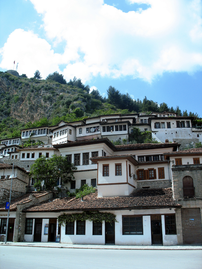 Berat, Albany, Europe, City Architecture 8