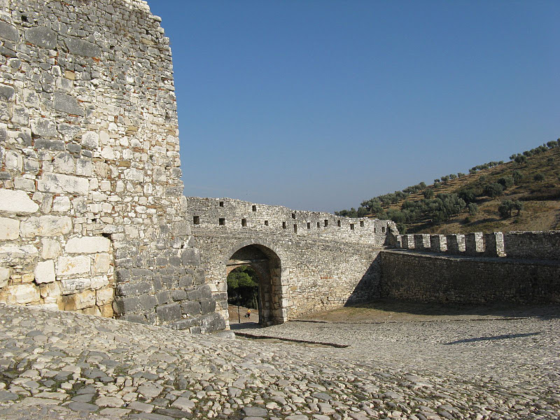 Berat, Albany, Europe, City Architecture 27