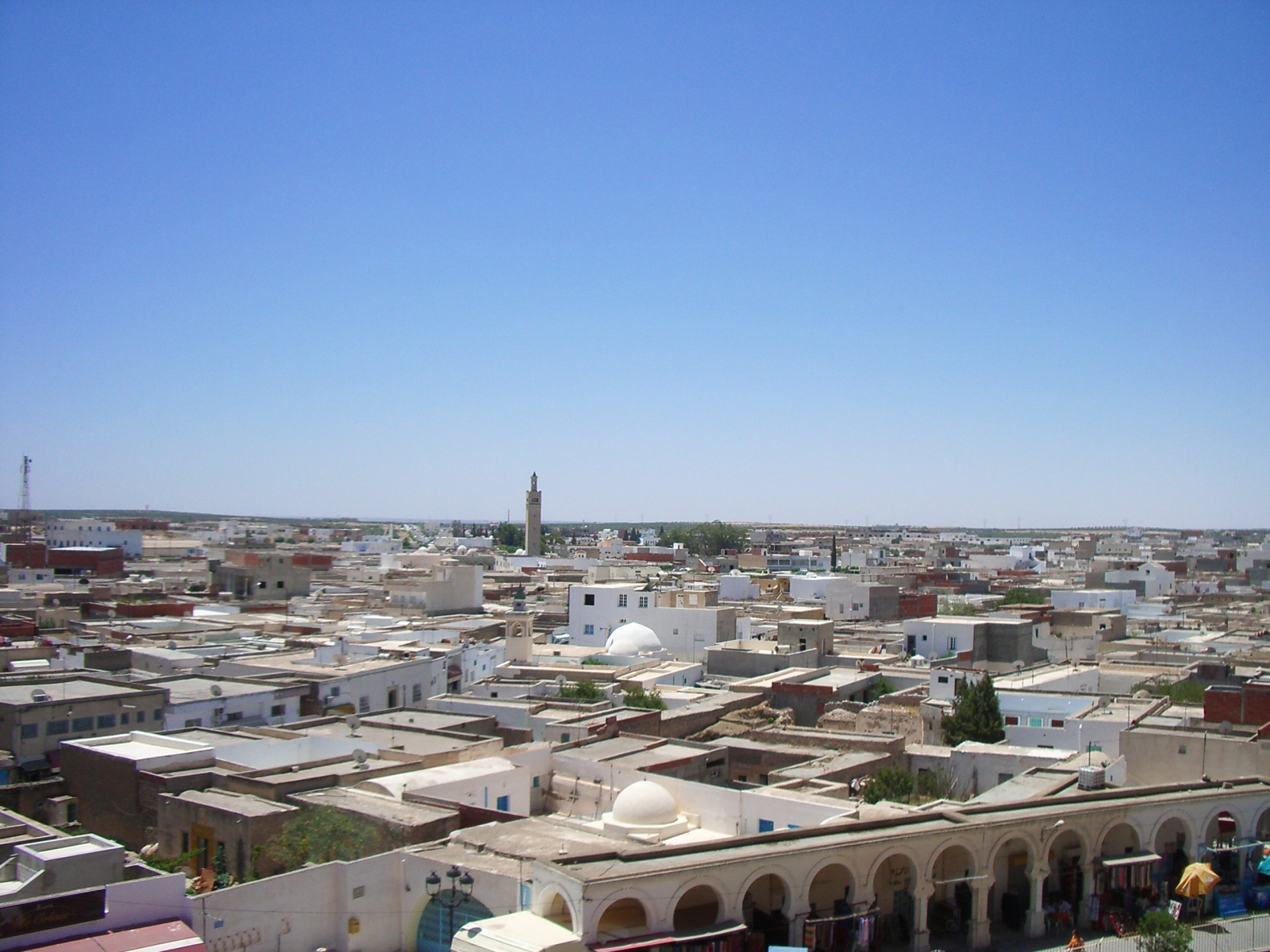 El Djem, Tunisia, City skyline