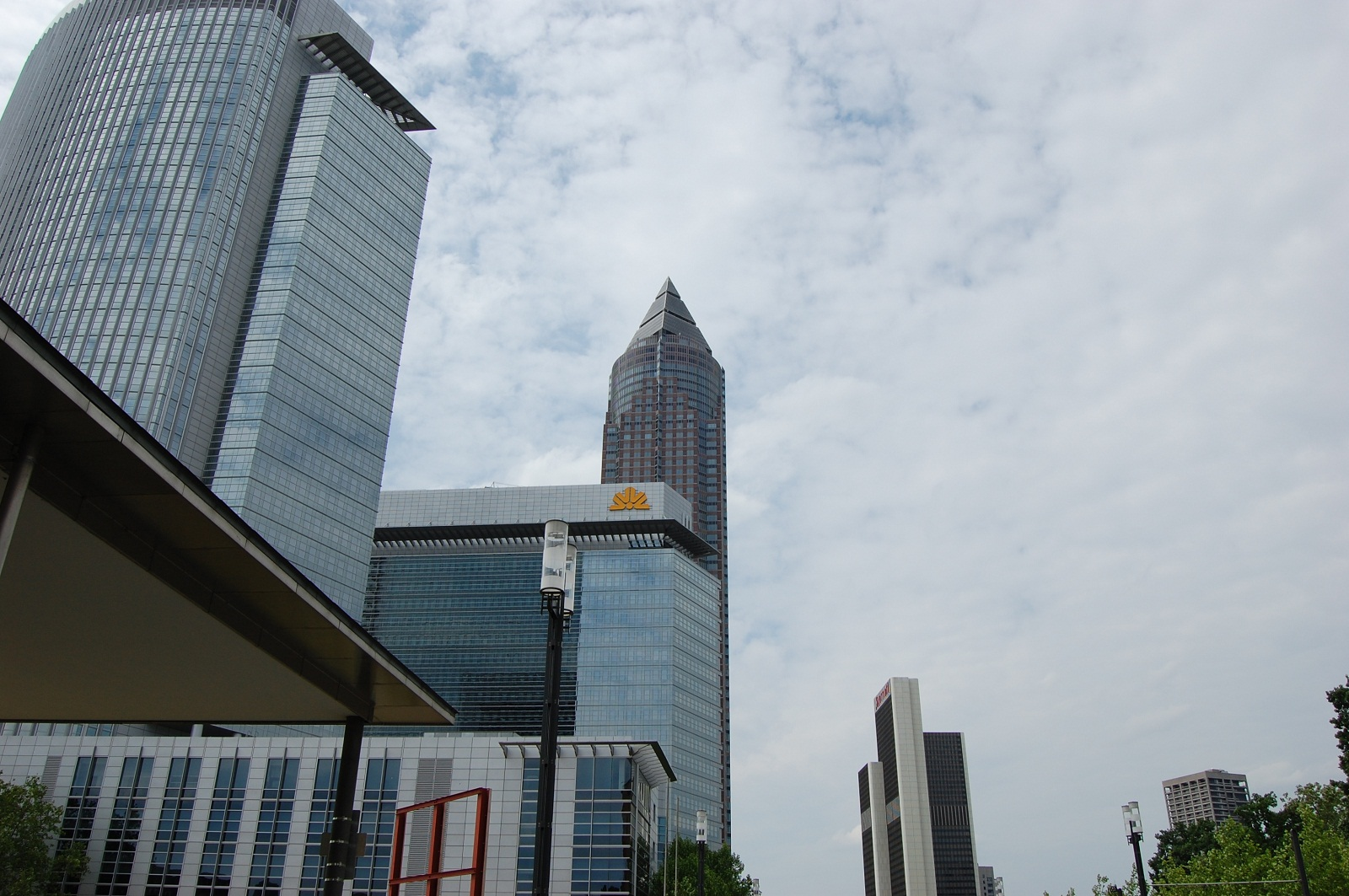 Frankfurt Architecture, Germany, Skyscrapers (4)