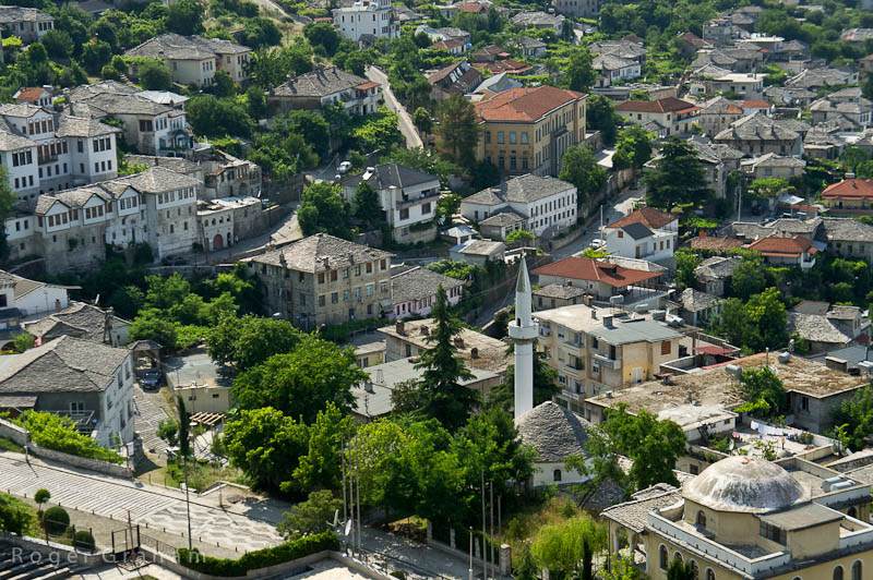 Gjirokaster, Albany, Europe, City Architecture 13