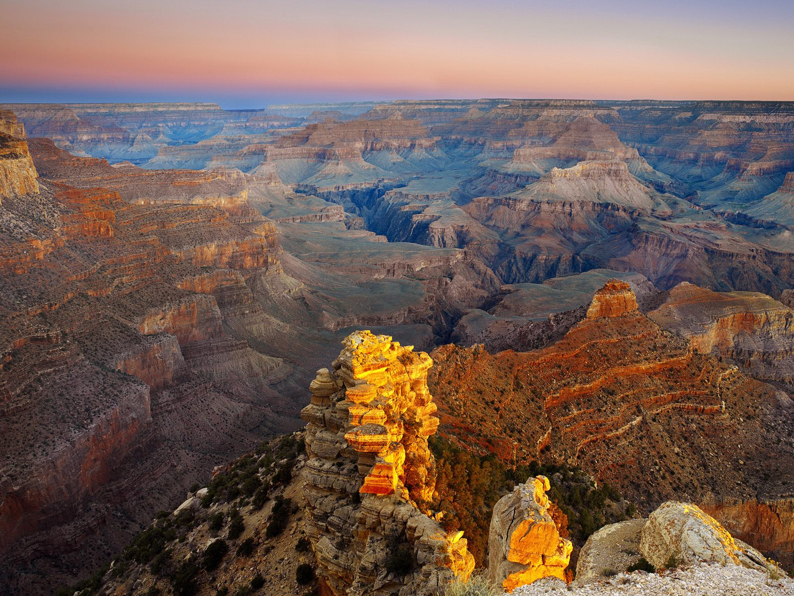 Grand Canyon, U.S.A, Overview