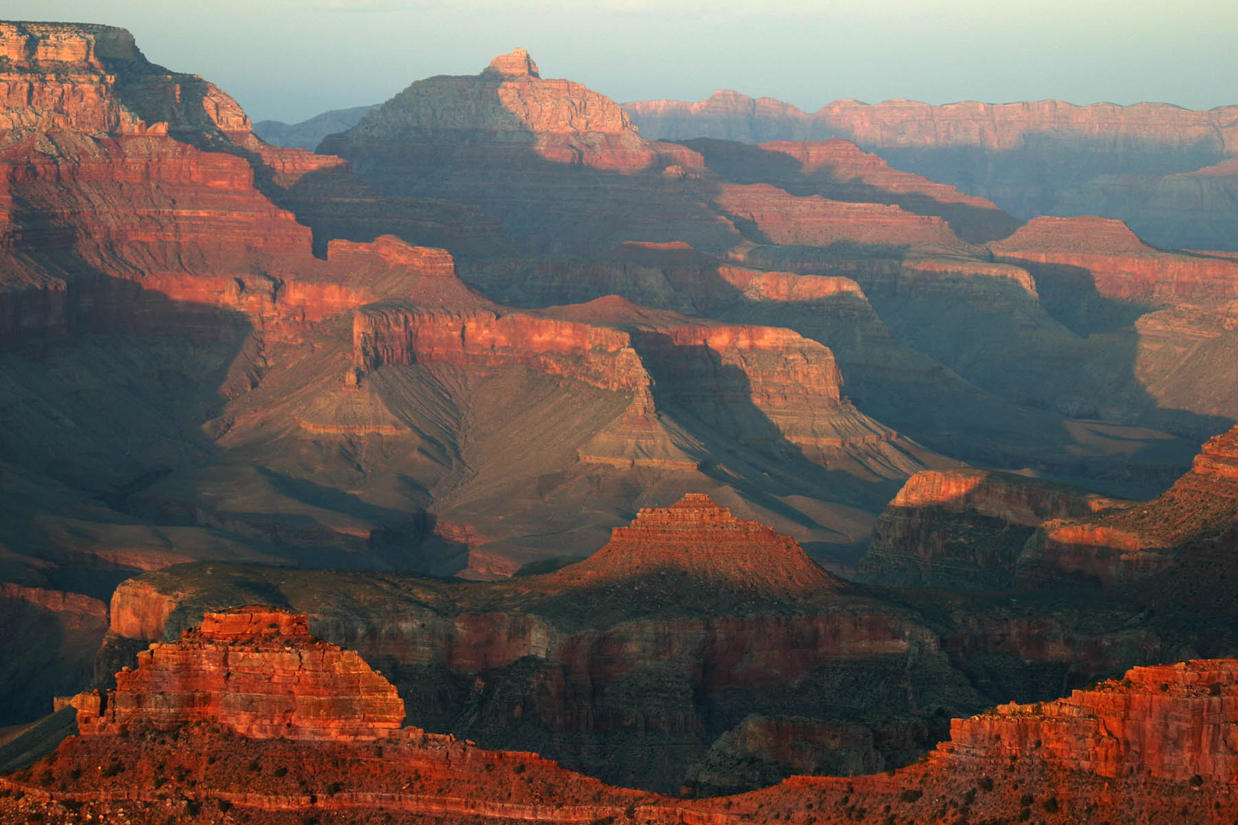 Grand Canyon, U.S.A, Sunset