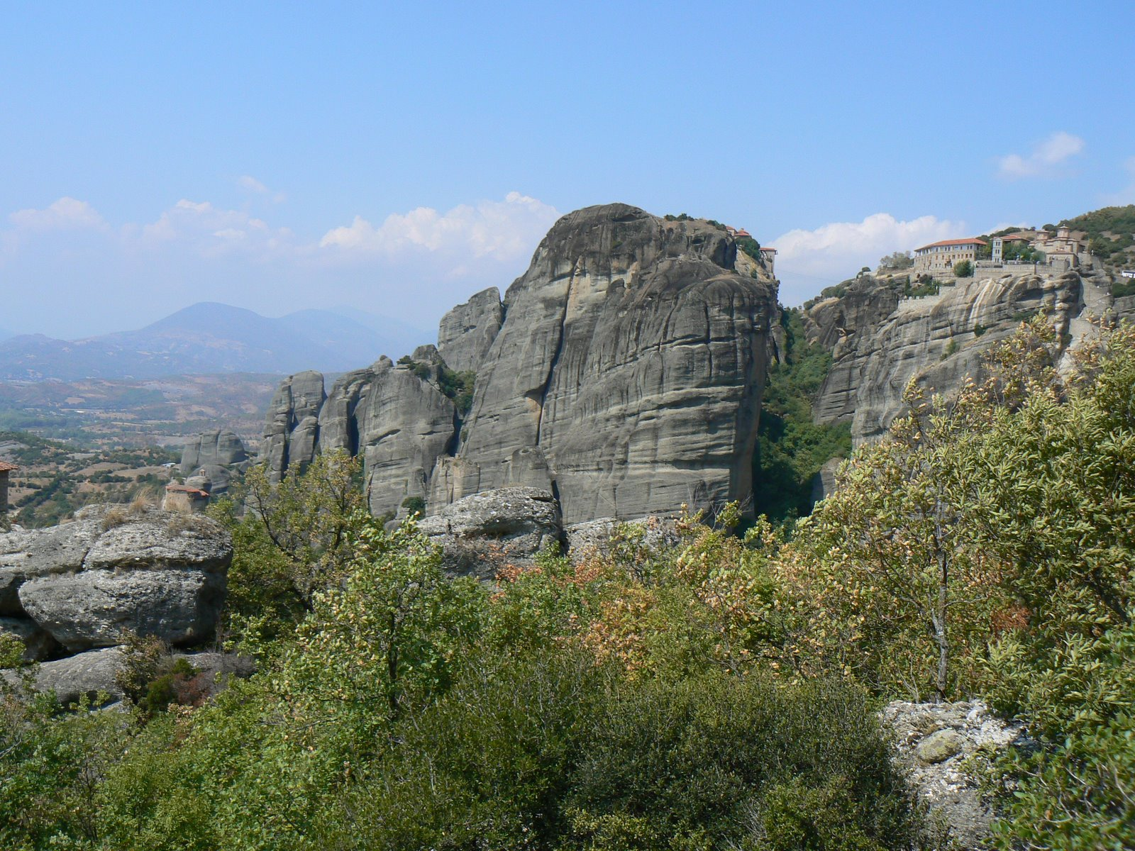 Meteora, Greece, The Great Meteoron 007