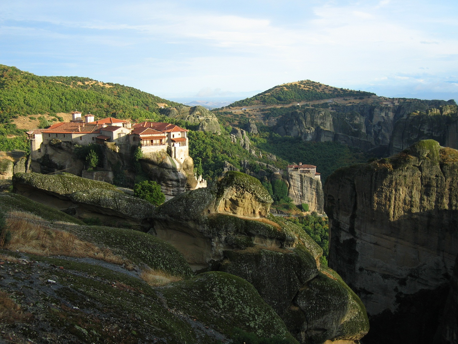 Meteora, Greece, Varlaam Monastery 006