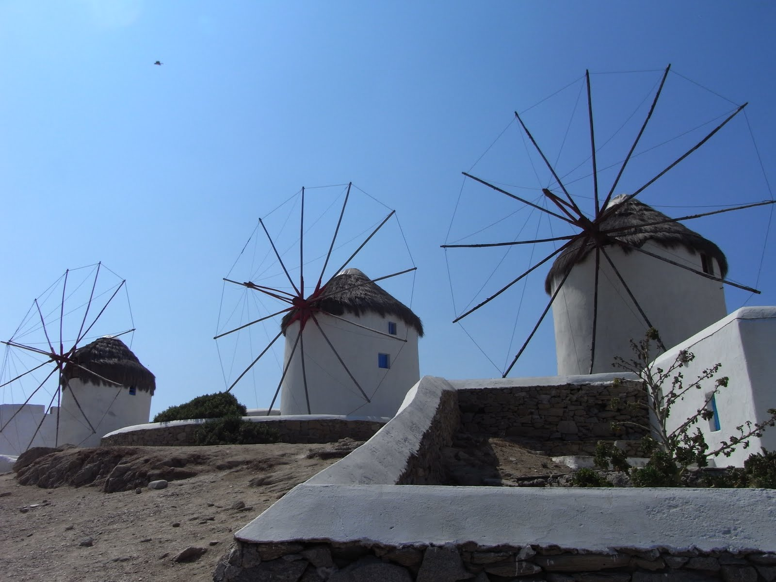 Mykonos, Greece, Windmill 1