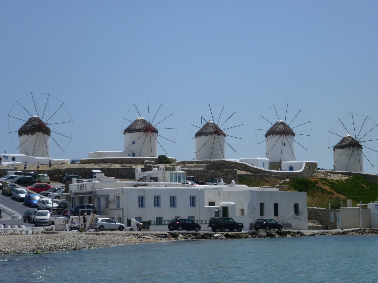 Mykonos, Greece, Windmill 3