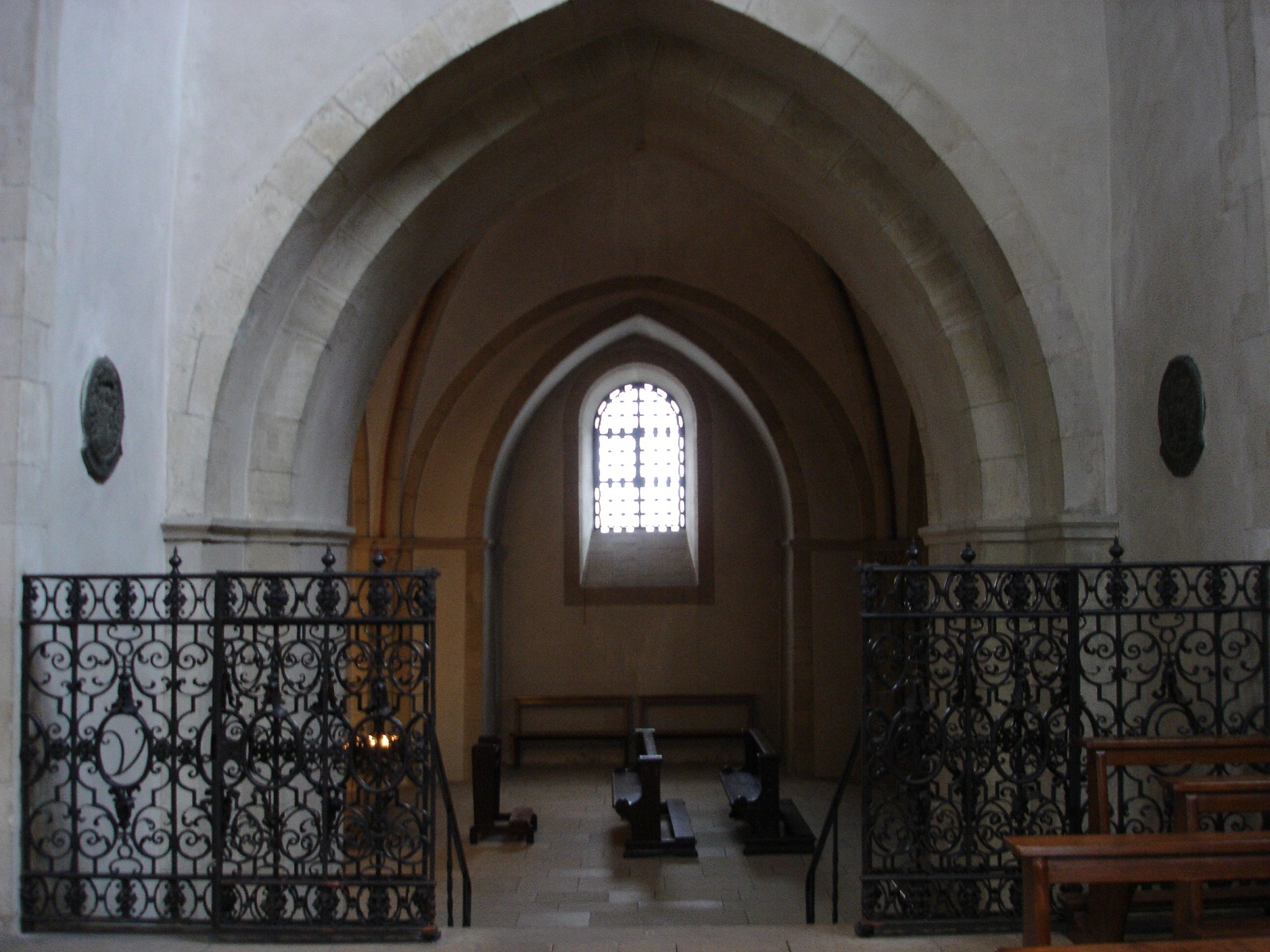 Saint Paulus Dom, Munster, Germany, Lower Chapel