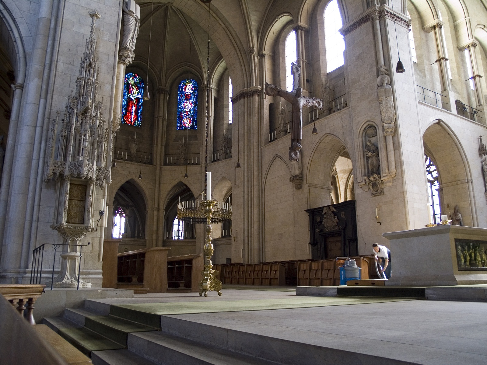 Saint Paulus Dom, Munster, Germany, Interior