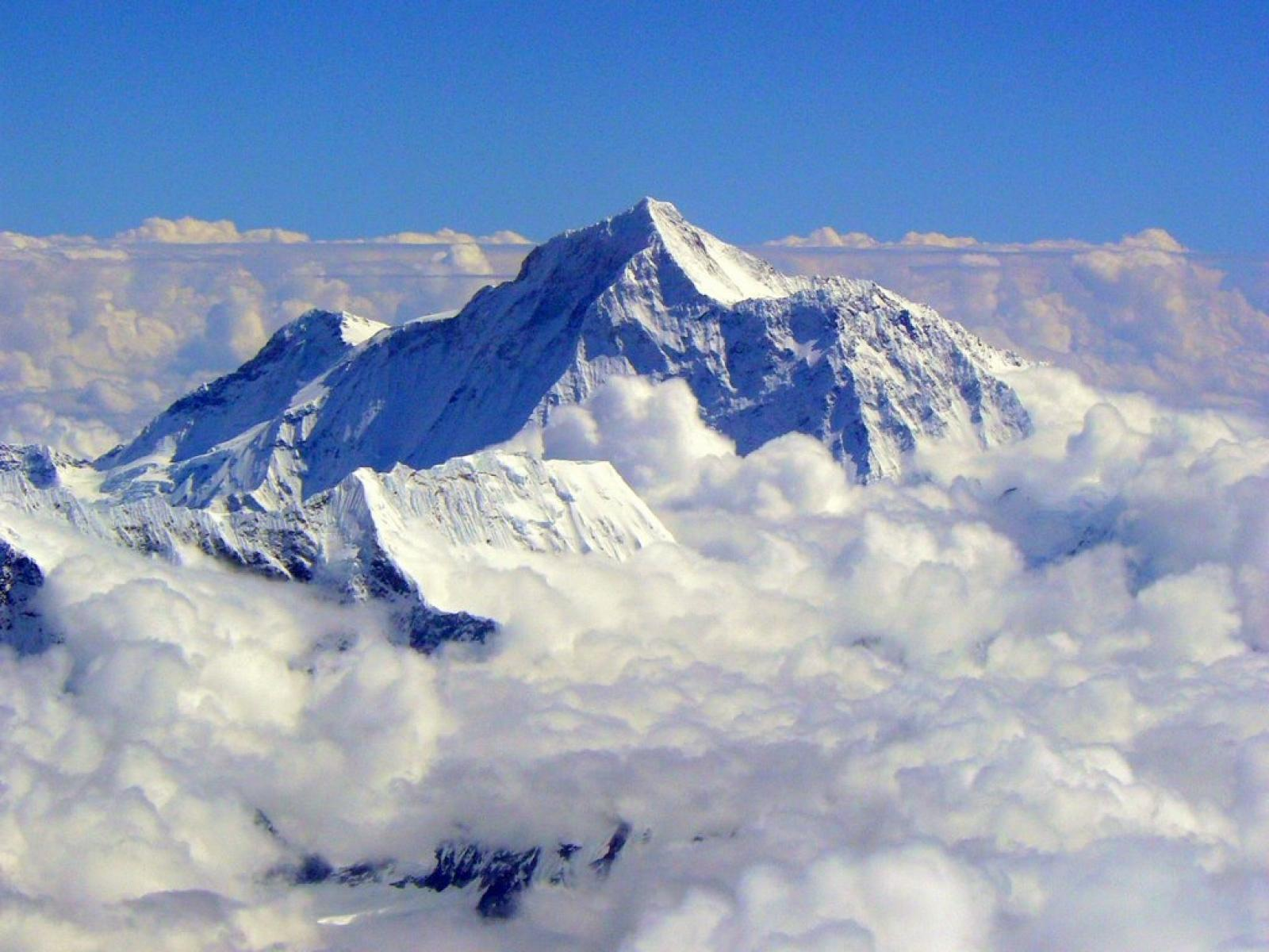 Tallest Mountains, Nepal, Mount Everest, Clouds King