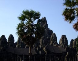 Angkor Thom, Angkor, Cambodia, Overview of the temple