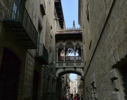 Barcelona Architecture, Spain, Streets 05