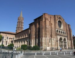 Basilique Saint Sernin, Toulouse, France, Overview