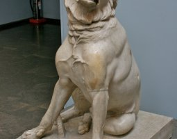 British Museum, London, England, Molossian Hound