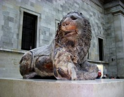 British Museum, London, England, Ancient Artefact