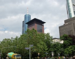 Frankfurt Architecture, Germany, Modern and old buildings (3)