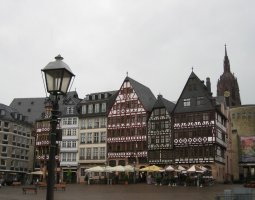 Frankfurt Architecture, Germany, Romer Plazza (4)