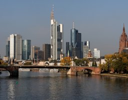 Frankfurt Architecture, Germany, City Skyline