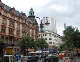 Frankfurt Architecture, Germany, Overview