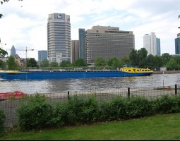 Frankfurt Architecture, Germany, Main river (3)