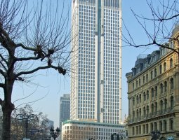 Frankfurt Architecture, Germany, Opernturm
