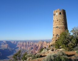 Grand Canyon, U.S.A, Watchtower view