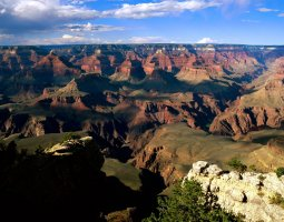 Grand Canyon, U.S.A, National Park overview