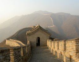 Great Wall of China, China, Architecture detail