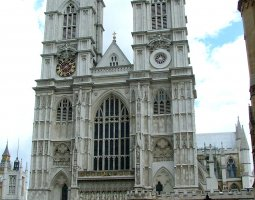 London Architecture, United Kingdom, Westminster Abbey