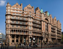 London Architecture, United Kingdom, Russell Square, Russell Hotel