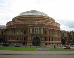 London Architecture, United Kingdom, Royal Albert Hall