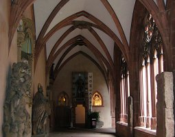 Mainz Cathedral, Germany, Interior