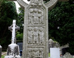 Monasterboice, Ireland, Muiredach High Cross