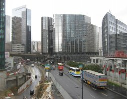 Paris Architecture, France, La Defense overview