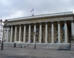 Paris Architecture, France, Stock Exchange